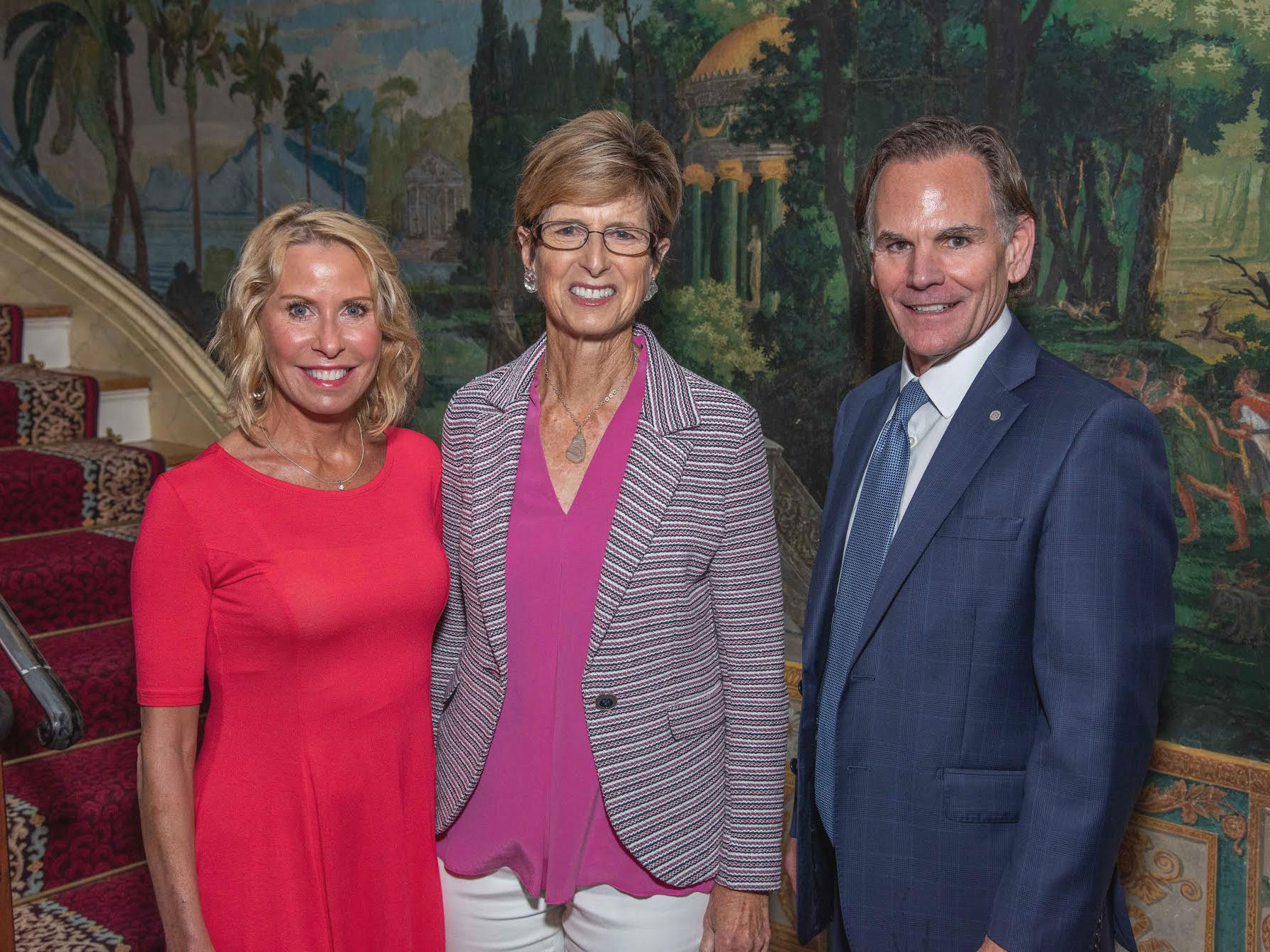 Former New Jersey Governor Christine Todd Whitman Speaks At The Spring Outing