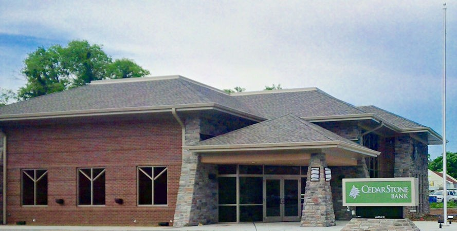 New Donelson Branch - CedarStone Bank August 2015