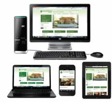 Banking Just Got Simpler with CedarStone Bank's New Responsive Website