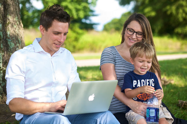 Family Banking At The Park with CedarStone Bank